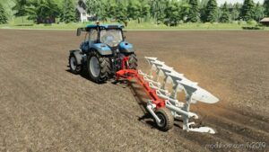 Lizard TUR Plow for Farming Simulator 19