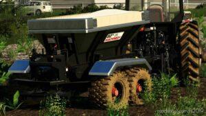 82'S 6 TON Fertilizer Spreader for Farming Simulator 19