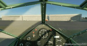 DE Havilland DH89 Dragon Rapide – Better Cameras for Microsoft Flight Simulator 2020