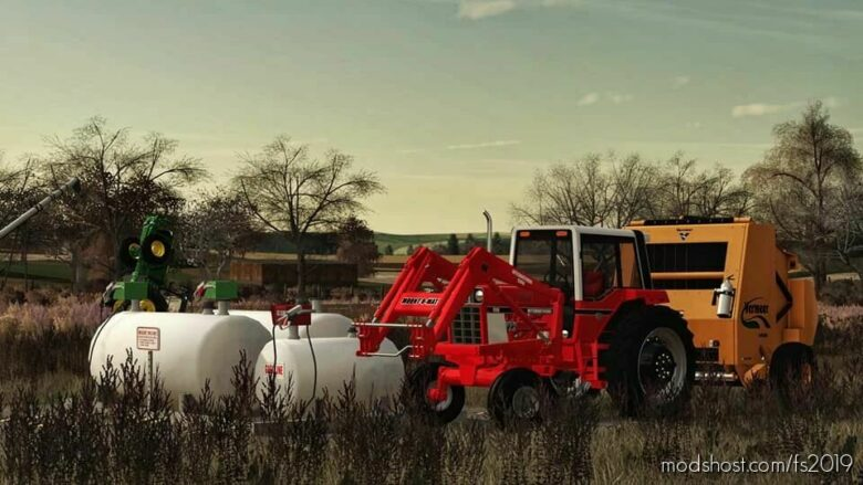 International Harvester 86 Series for Farming Simulator 19