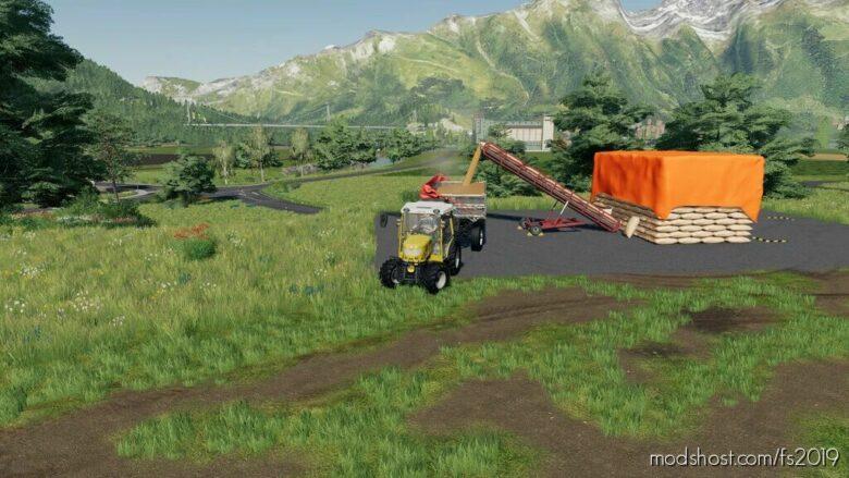 Pioneer Silo for Farming Simulator 19