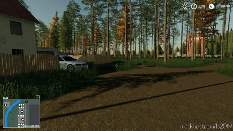Pokrovka Map for Farming Simulator 19