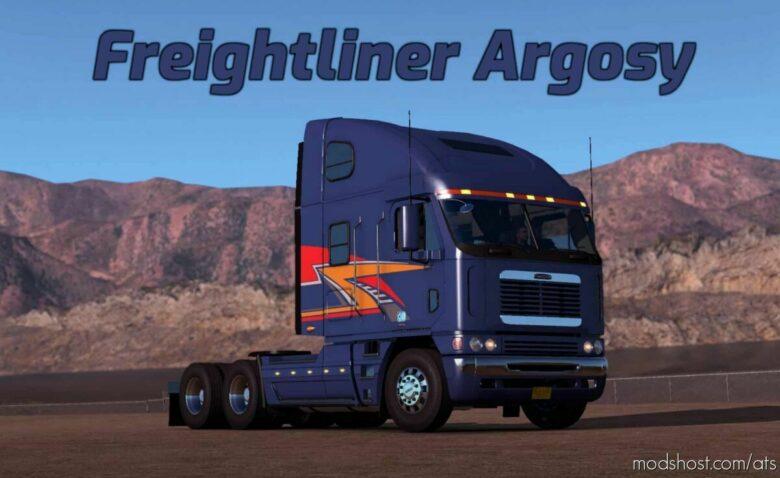 Freightliner Argosy Truck [1.42] for American Truck Simulator