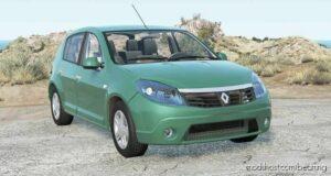 Dacia Sandero Prestige 2008 for BeamNG.drive