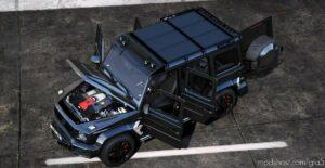Brabus D35 Adventure for Grand Theft Auto V