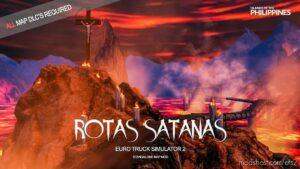 Rotas Satanas Map Save Game Profile [1.42] Beta for Euro Truck Simulator 2