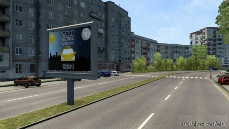 Project Muntenia V5.5.5 [1.41] for Euro Truck Simulator 2