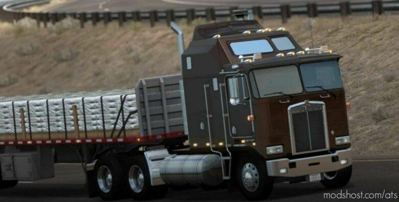 Kenworth K100-E Truck [1.42] for American Truck Simulator