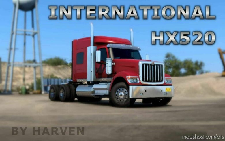 International HX520 2022 Truck [1.42] for American Truck Simulator