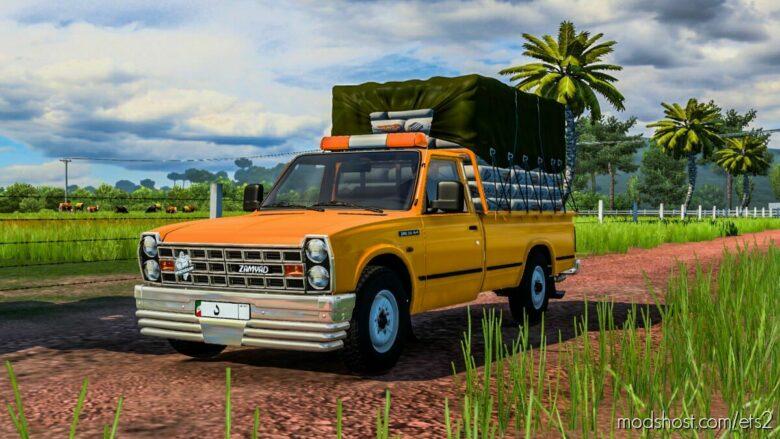 Nissan Junior [1.41] for Euro Truck Simulator 2
