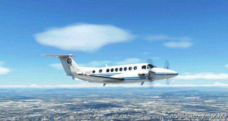 China Eastern GA for Microsoft Flight Simulator 2020