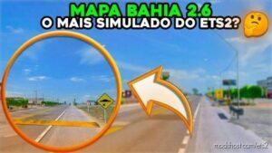 West Bahia Map V4.3.2 [1.41 – 1.42] Beta for Euro Truck Simulator 2