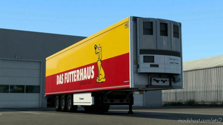 Trailer Skins By Ossipedia [1.41] for Euro Truck Simulator 2