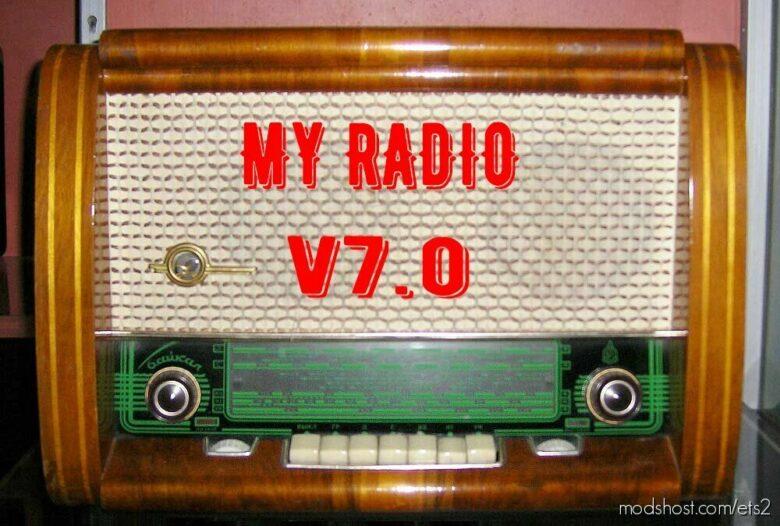 MY Radio V0.7.0 for Euro Truck Simulator 2