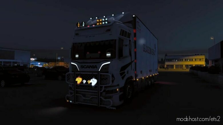 R.H Truckstyling Lightpack [1.40] for Euro Truck Simulator 2
