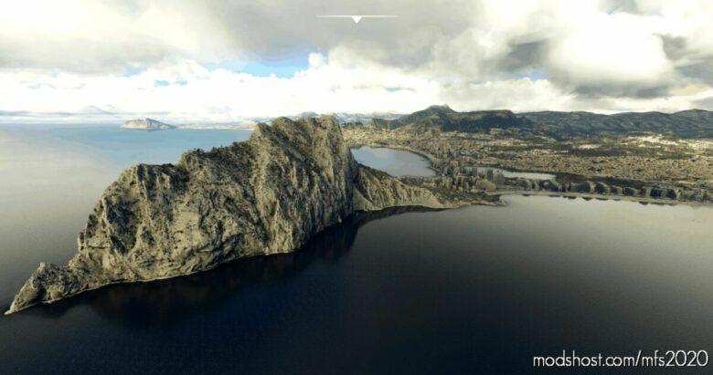 Calpe, Alicante, Spain for Microsoft Flight Simulator 2020