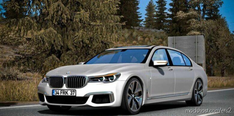 BMW 760 Xdrive [1.41] for Euro Truck Simulator 2