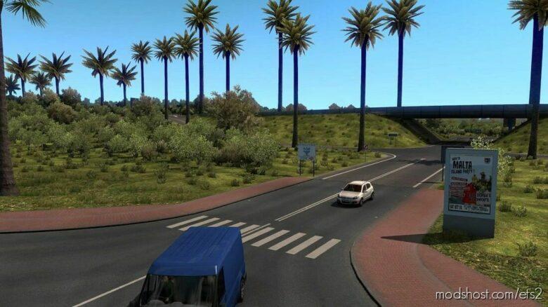 Viva Malta V1.0.2 for Euro Truck Simulator 2