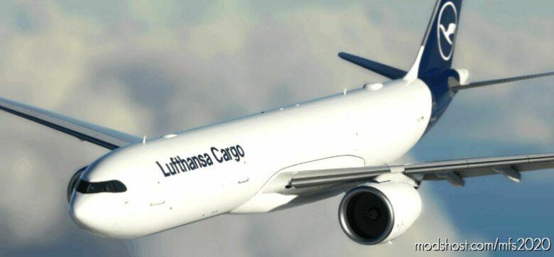Lufthansa Cargo (NEW) Livery | Headwind Airbus A330-900Neo [8K] for Microsoft Flight Simulator 2020