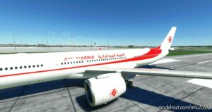 AIR Algerie A330-900 NEO for Microsoft Flight Simulator 2020
