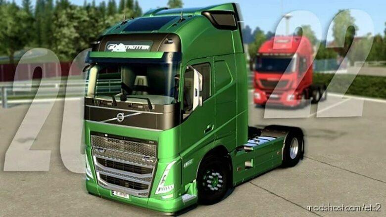 Volvo NEW FH 2021 [1.42] for Euro Truck Simulator 2