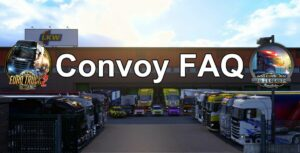 All you need to know about Convoys in ETS2 and ATS