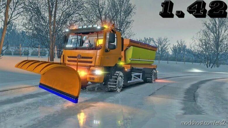 Plug V3 [1.42] for Euro Truck Simulator 2