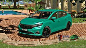 Dacia Logan 2021 for Farming Simulator 19
