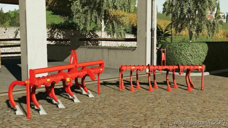 Sogema 9 Anchors for Farming Simulator 19