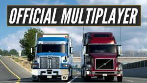 Multiplayer Game Mode in ETS2 and ATS