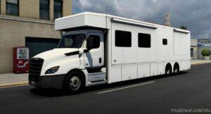 Freightliner Cascadia NRC RV Motorhome [1.42] for American Truck Simulator