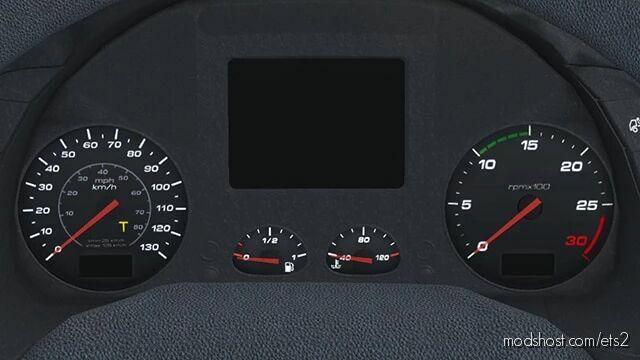 Iveco Stralis Hi-Way HD Gauges [1.42] for Euro Truck Simulator 2