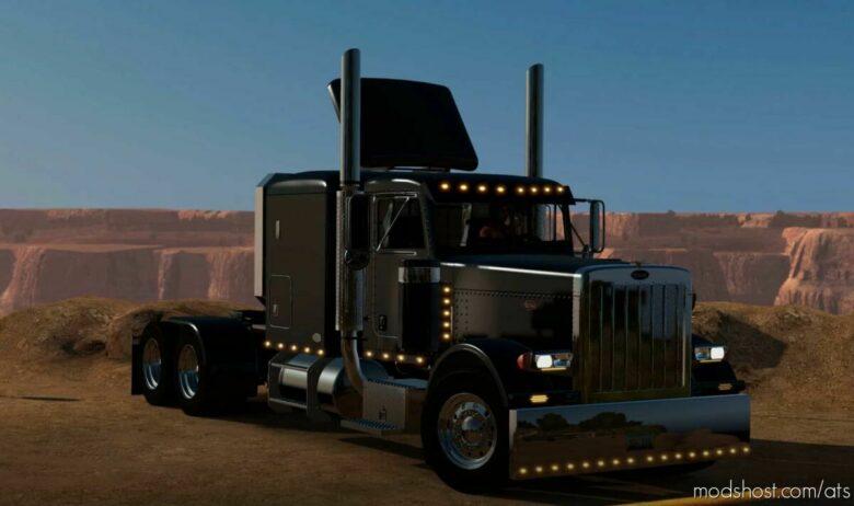 Peterbilt Modified Truck V2.3.1 for American Truck Simulator