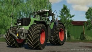 Fendt 900 TMS for Farming Simulator 19