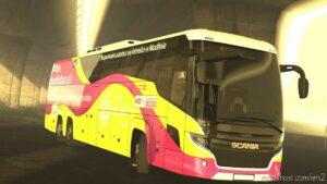 Scania Touring HD [1.42] for Euro Truck Simulator 2