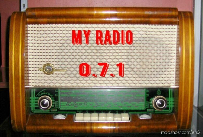 MY Radio V0.7.1 for Euro Truck Simulator 2