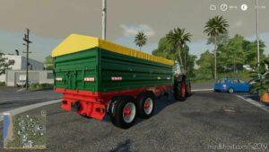 Knies TDK 140 for Farming Simulator 19