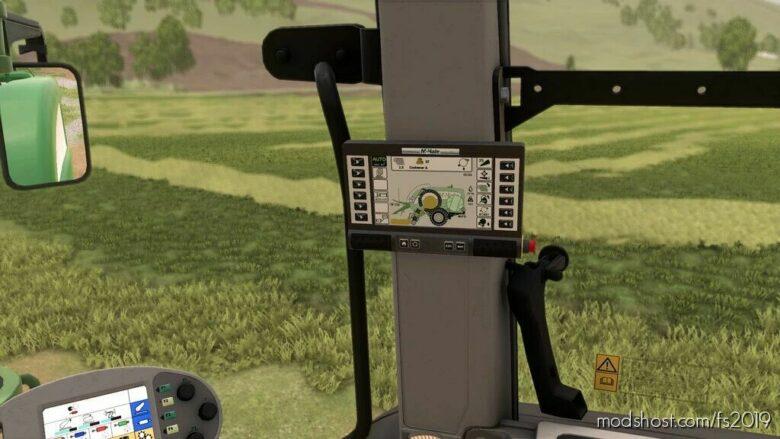 Mchale Fusion 3 Terminal (Prefab) for Farming Simulator 19