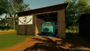 Pioneers Map V1.1 for Farming Simulator 19