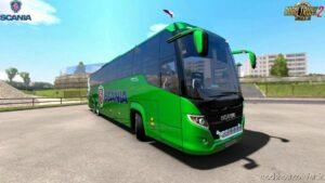 Scania Touring HD V1.2 Fixed [1.42] for Euro Truck Simulator 2