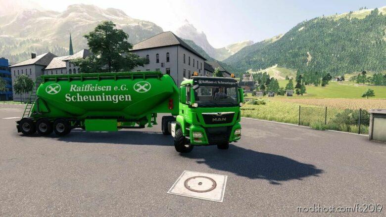 Feldbinder Raiffeisen for Farming Simulator 19