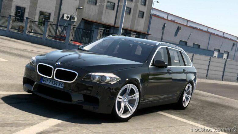BMW M5 Touring V1R70 [1.41] for Euro Truck Simulator 2