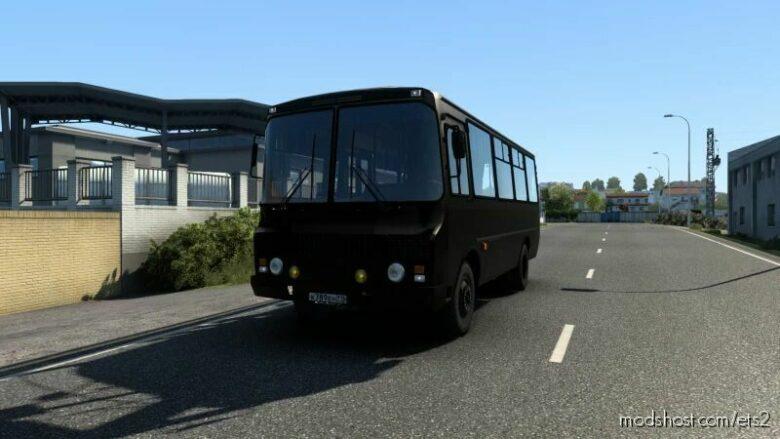 PAZ-3205 V1.7.1 for Euro Truck Simulator 2
