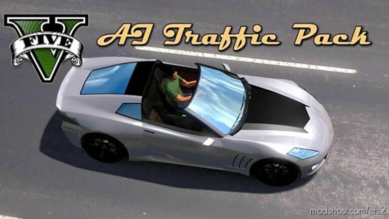 GTA V Traffic Pack [1.41 – 1.42] for Euro Truck Simulator 2