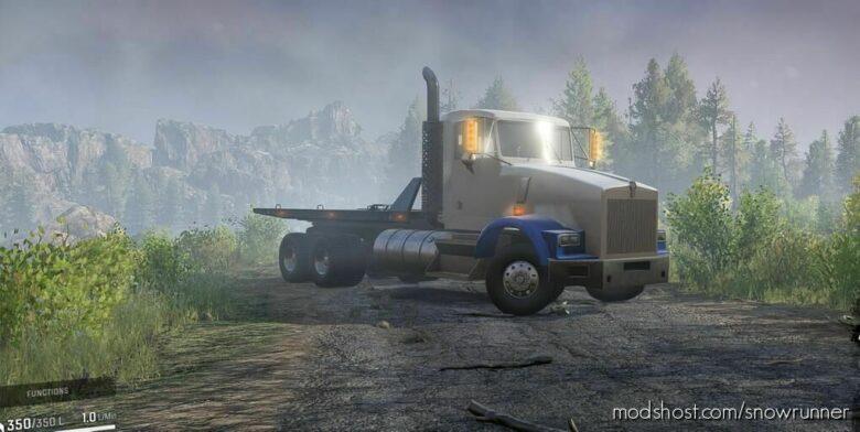 Terminator 2 Truck Pack V for SnowRunner