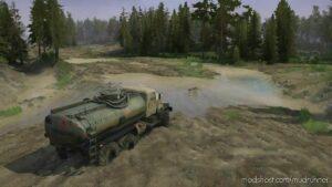 BIG Reworked Map for MudRunner