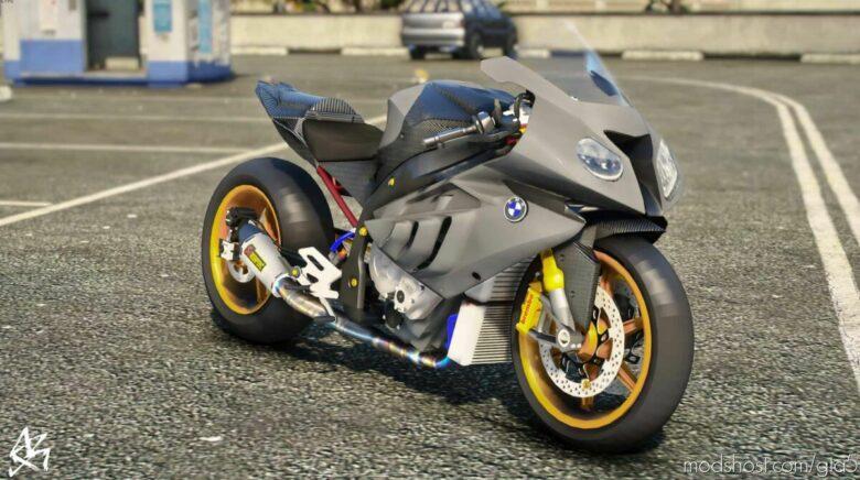 BMW S1000RR Drag for Grand Theft Auto V