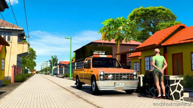 NEW Malang Map V1.7 – 1.36 To [1.41 – 1.42] Beta for Euro Truck Simulator 2