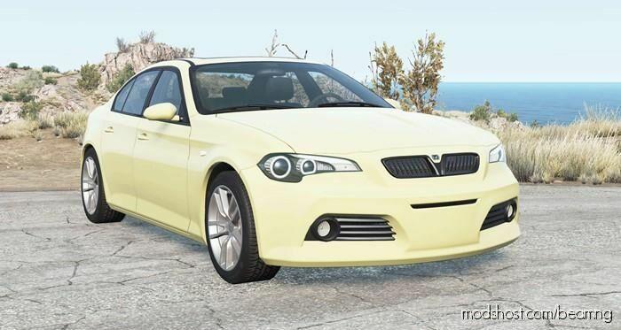 ETK 800-Series Sedan V2.4.1 for BeamNG.drive