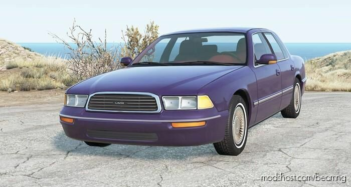 Gavril Grand Marshall 1998 V1.06 for BeamNG.drive